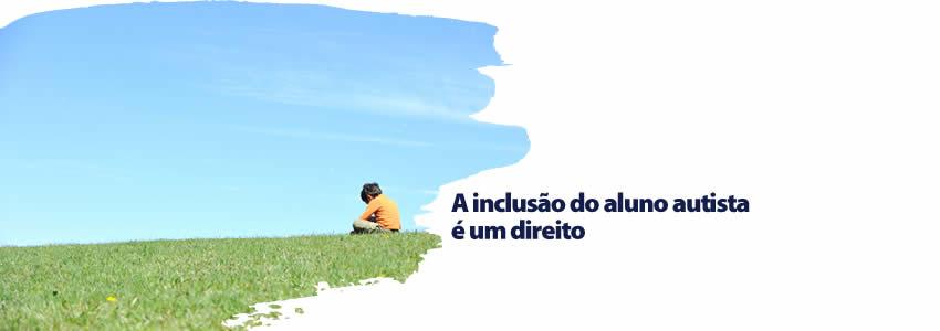 foto da notícia A inclusão do aluno autista é um direito